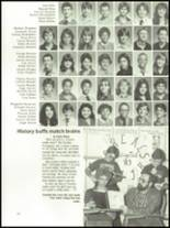 1984 Coral Gables High School Yearbook Page 276 & 277
