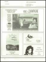 1984 Coral Gables High School Yearbook Page 298 & 299