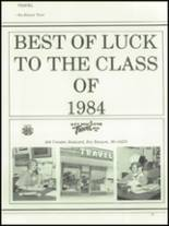 1984 Coral Gables High School Yearbook Page 300 & 301
