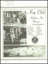 1984 Coral Gables High School Yearbook Page 308 & 309