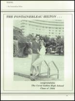1984 Coral Gables High School Yearbook Page 312 & 313
