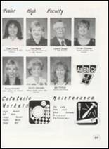 1997 Windthorst High School Yearbook Page 92 & 93