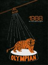 1988 Yearbook Biddeford High School