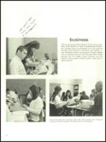 1970 St. Paul High School Yearbook Page 24 & 25