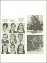 1970 St. Paul High School Yearbook Page 32 & 33