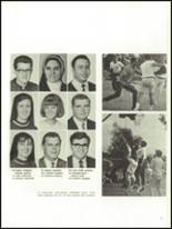 1970 St. Paul High School Yearbook Page 34 & 35