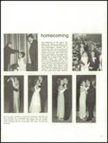 1970 St. Paul High School Yearbook Page 44 & 45