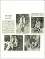 1970 St. Paul High School Yearbook Page 46 & 47