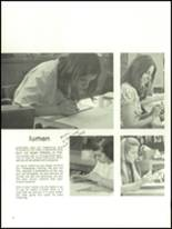1970 St. Paul High School Yearbook Page 48 & 49