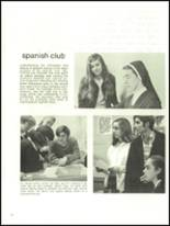 1970 St. Paul High School Yearbook Page 60 & 61