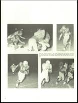 1970 St. Paul High School Yearbook Page 72 & 73