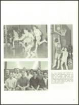 1970 St. Paul High School Yearbook Page 80 & 81