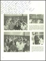 1970 St. Paul High School Yearbook Page 82 & 83