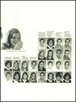 1970 St. Paul High School Yearbook Page 104 & 105