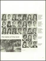 1970 St. Paul High School Yearbook Page 106 & 107