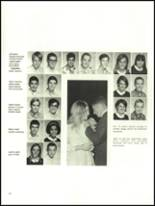 1970 St. Paul High School Yearbook Page 110 & 111