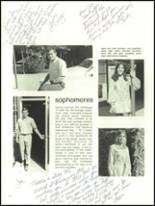1970 St. Paul High School Yearbook Page 116 & 117