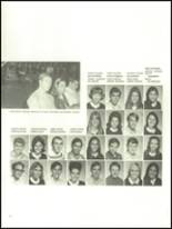 1970 St. Paul High School Yearbook Page 118 & 119