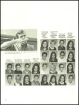 1970 St. Paul High School Yearbook Page 132 & 133