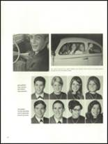 1970 St. Paul High School Yearbook Page 152 & 153