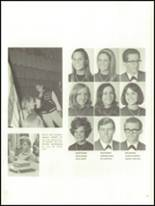 1970 St. Paul High School Yearbook Page 154 & 155