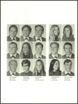 1970 St. Paul High School Yearbook Page 156 & 157