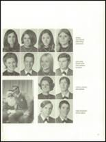 1970 St. Paul High School Yearbook Page 166 & 167