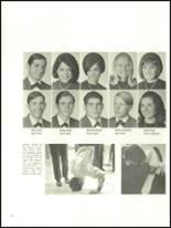 1970 St. Paul High School Yearbook Page 168 & 169