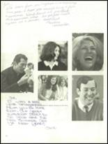 1970 St. Paul High School Yearbook Page 178 & 179