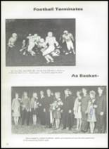 1968 Gladewater High School Yearbook Page 16 & 17