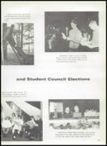 1968 Gladewater High School Yearbook Page 22 & 23