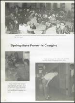 1968 Gladewater High School Yearbook Page 24 & 25