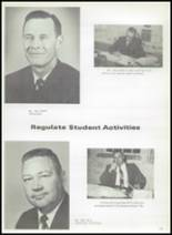 1968 Gladewater High School Yearbook Page 32 & 33
