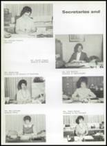 1968 Gladewater High School Yearbook Page 34 & 35