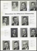 1968 Gladewater High School Yearbook Page 36 & 37