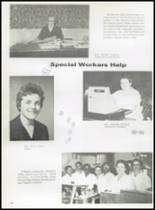 1968 Gladewater High School Yearbook Page 38 & 39