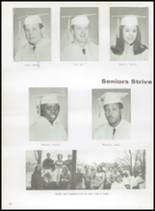 1968 Gladewater High School Yearbook Page 46 & 47