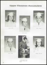 1968 Gladewater High School Yearbook Page 54 & 55