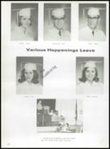 1968 Gladewater High School Yearbook Page 56 & 57