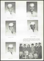 1968 Gladewater High School Yearbook Page 58 & 59