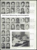 1968 Gladewater High School Yearbook Page 62 & 63