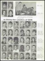 1968 Gladewater High School Yearbook Page 64 & 65