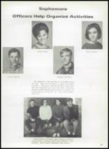 1968 Gladewater High School Yearbook Page 66 & 67