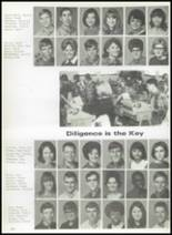 1968 Gladewater High School Yearbook Page 68 & 69