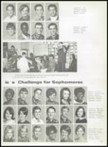 1968 Gladewater High School Yearbook Page 70 & 71