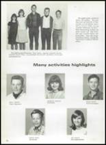 1968 Gladewater High School Yearbook Page 80 & 81