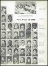 1968 Gladewater High School Yearbook Page 82 & 83