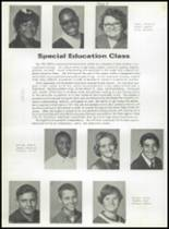 1968 Gladewater High School Yearbook Page 86 & 87