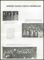 1968 Gladewater High School Yearbook Page 90 & 91
