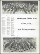 1968 Gladewater High School Yearbook Page 92 & 93